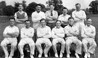 Froyle Cricket Team 1960