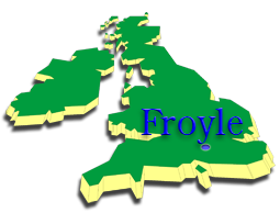 Location of Froyle