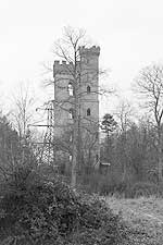 Chatley Heath tower in 1981