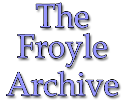 The Froyle Archive